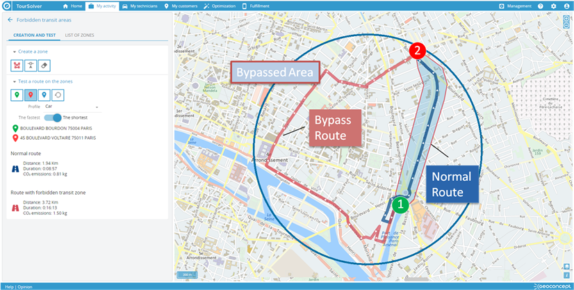 Handling forbidden transit areas | TourSolver on map my place, map my trip, map my distance, map my drives, map of my land, mapping a route, map out a route trip, map sf 5k route, plan my route, map my state, map my run, chart my route, map my city, map my name,